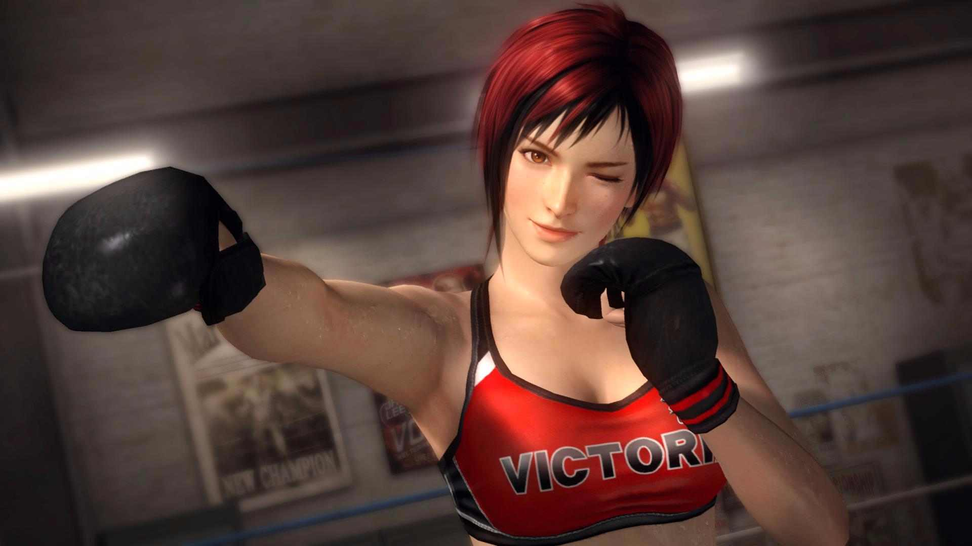 Dead or Alive 5: Last Round Getting BlazBlue and Guilty Gear DLC Crossover Costumes - Dead or Alive 5: Last Round