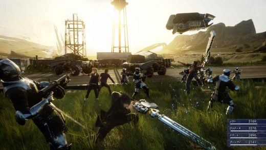 Final Fantasy XV 1.05 Patch Now Live On PS4