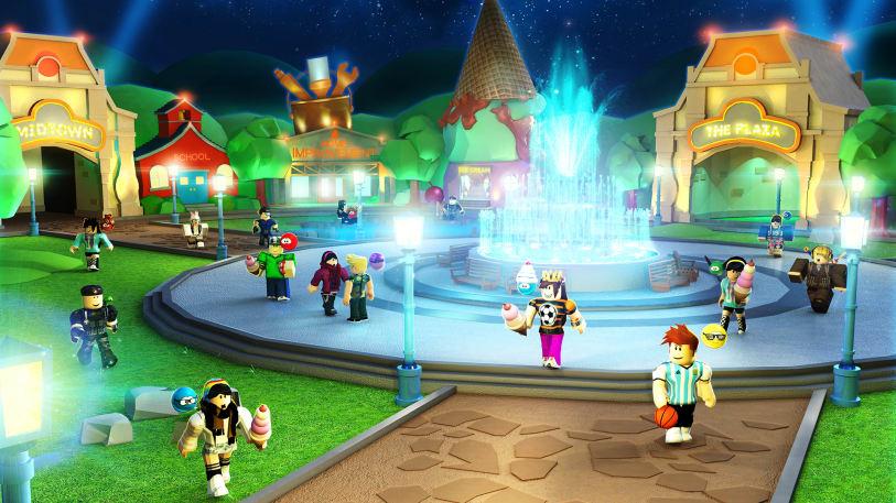 Game Platform Roblox Raises 92 Million To Build Ultimate - playground roblox