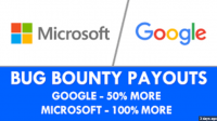 Google, Microsoft Reward Researchers Up To $30,000 With 'Bug Bounty' Program