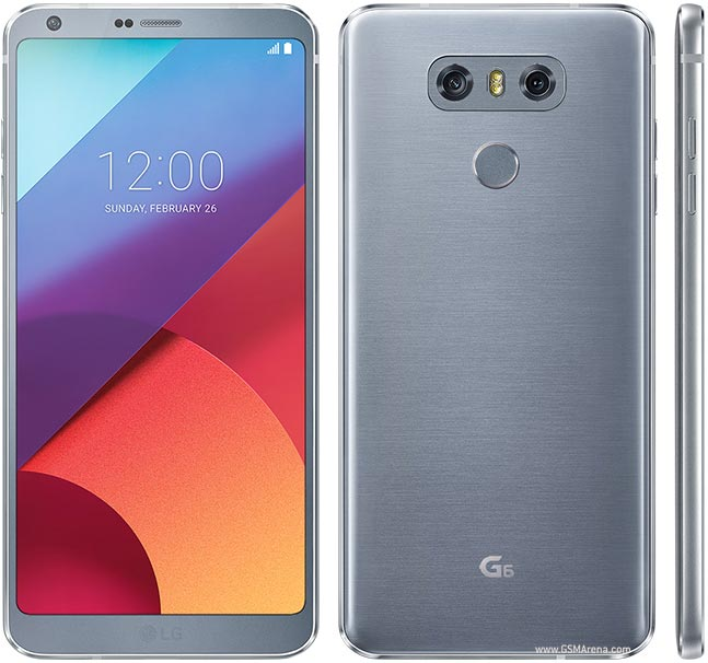 LG G6 Price, Availability with AT&T, T-Mobile, Verizon, Sprint, US Cellular
