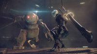 NieR: Automata Lets You Destroy 2B's Skirt
