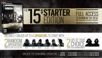 Rainbow Six Siege Starter Edition Returns to Uplay