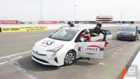 Toyota put on a race to find the most efficient drivers