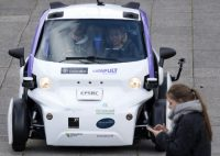 UK government finally draws up laws for autonomous cars