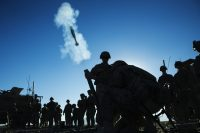 US Army looking to resupply troops via mortar bombardment