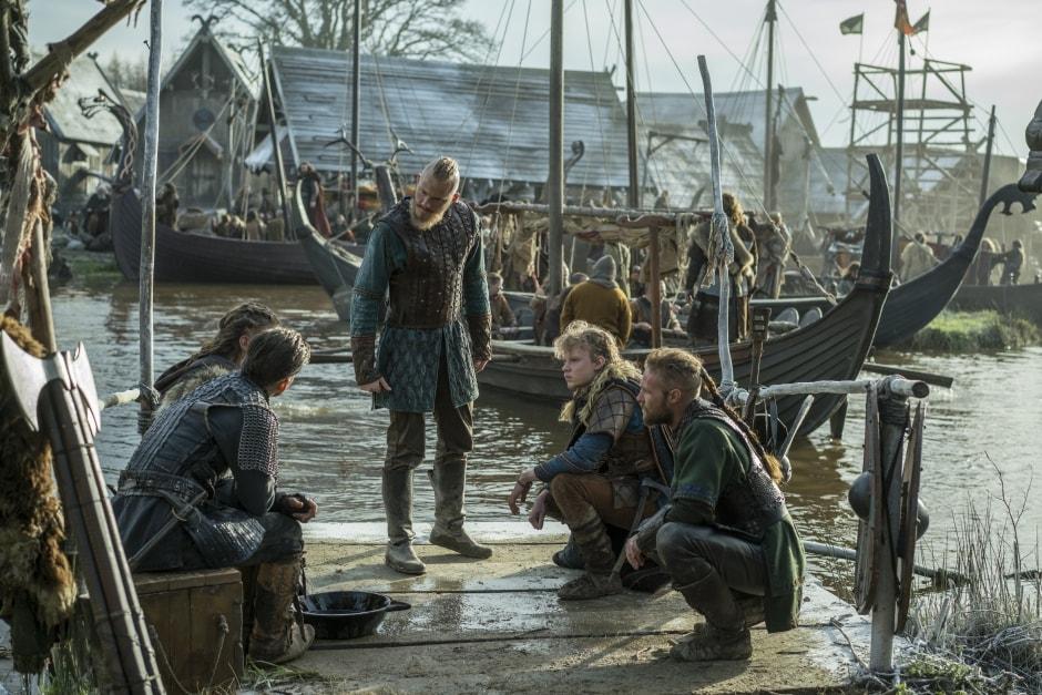 Vikings Season 5 Release Date And News | DeviceDaily com