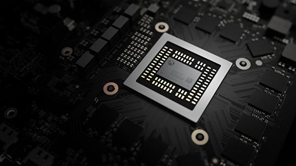 Project Scorpio-CPU