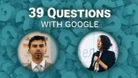 39 questions with Google at SMX West
