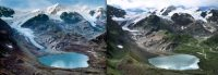Before-And-After Photos Show How Horrifyingly Fast The World's Glaciers Are Melting