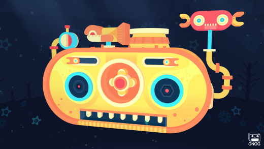 Double Fine's mesmerizing 'GNOG' comes to PS4 in May