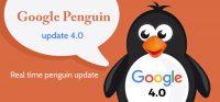 Google Penguin 4.0 – Real Time Penguin Part of Google Core Algorithm