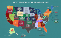 Google Searches Reveal Auto Trends