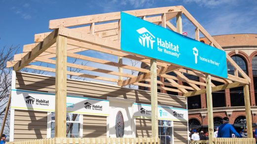Habitat For Humanity Wants To Make Affordable Housing Part Of The National Conversation