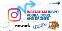 Instagram Inspo: Vodka, Dogs, And Drones