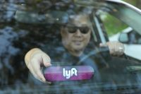 Lyft's 'Round-Up' program donates part of your fare to charity