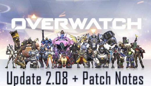 Overwatch Update Patch 2.08: Xbox One and PS4 Patch Notes And Console Changes Confirmed