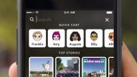Snapchat adds another feature Facebook will copy