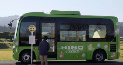 SoftBank wants autonomous shuttle on public roads by 2020