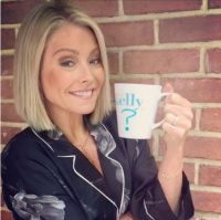 Kelly Ripa Finds NEW Co-Host in Ryan Seacrest for LIVE!
