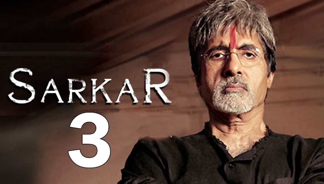 Sarkar 3 Full Movie Download Available On Several Torrent
