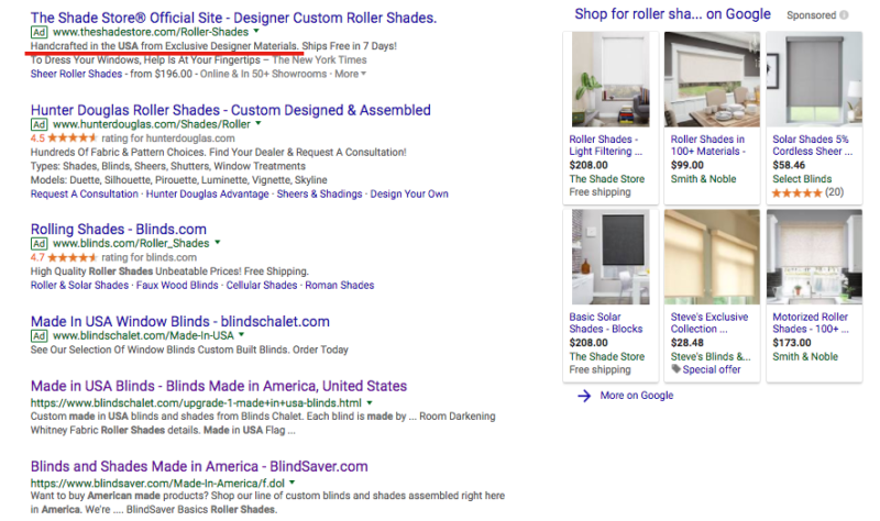 1bc28951944c Strategies for capturing  made in the USA  searches google serp