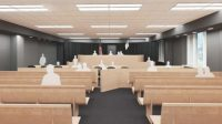 A Courtroom Designed For Fairness, And Other World Changing Urban Designs