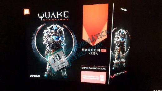 AMD Radeon RX Vega Packaging Pictured; To Come Bundled with Quake Champions