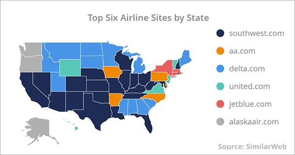 Delta Increases Site Traffic From Paid Search By 852%