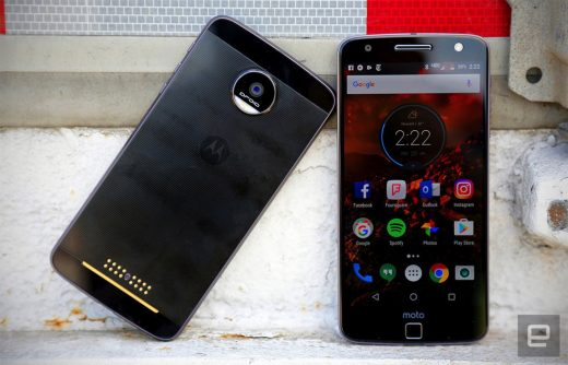The next Moto Z Force revives the headphone jack