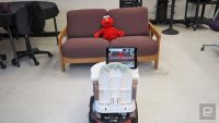 Tot Bot helps physically disabled toddlers explore