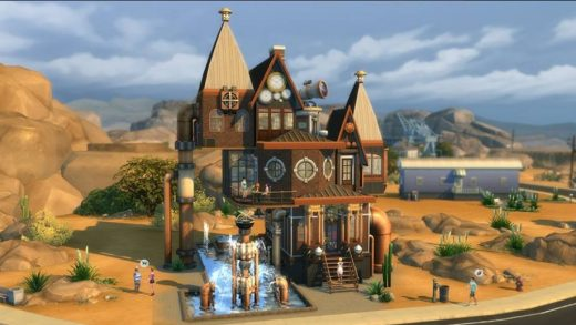 'The Sims 4 Parenthood' Emphasizes On Teaching Character Values & Developing Parenting Skills