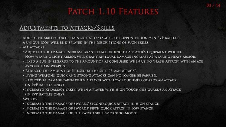 Nioh Update 1.10 Released: Nerfs To Throwing Stars and Kunai And Several Other Items Included [English Patch Notes] | DeviceDaily.com