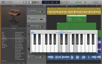 Apple remembered to add Touch Bar support to GarageBand