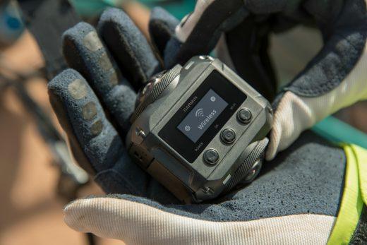 Garmin crams 5K and AR into its latest 360-degree camera
