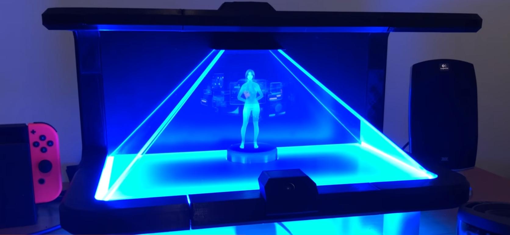 Holographic Cortana Uses Bing, Windows To Retrieve Data