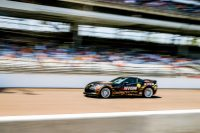 Mario Andretti and Sam Schmidt go head-to-head autonomously