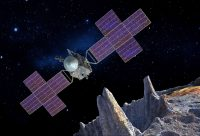 NASA probe on a fast track to reach metallic asteroid