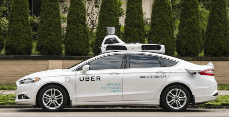 Uber fires head of self-driving division during Google's lawsuit | DeviceDaily.com