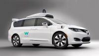 Waymo working on competitor to Uber's self-driving trucks