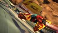 'Wipeout' was born out of 'Mario Kart' and booze