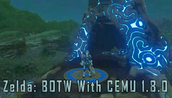 Zelda Breath Of The Wild Runs Great On PC With Latest CEMU Version