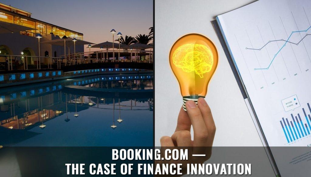 3 key drivers of Booking.com's financial innovation | DeviceDaily.com