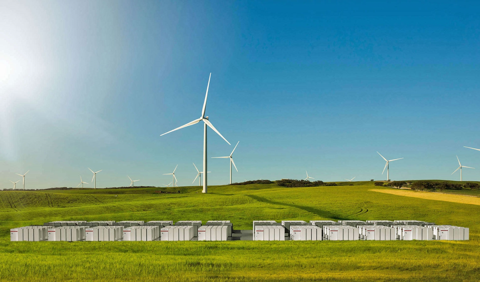 Tesla is building world's largest backup battery in Australia | DeviceDaily.com