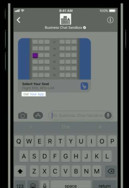 Apple's Business Chat is a powerful new channel for customer service & inbound sales
