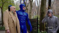 Amazon's 'The Tick' trailer keeps the comic's oddball humor