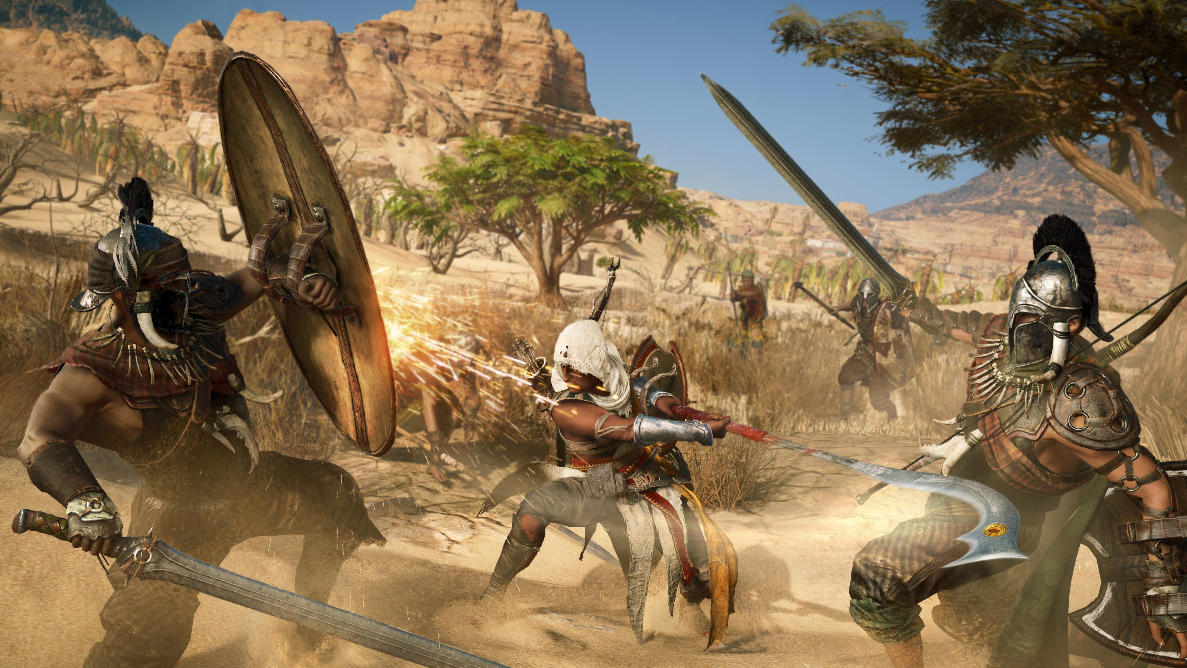 Assassin's Creed Origins – Ancient Egypt Comes to Xbox One, PS4, and PC October 27th | DeviceDaily.com