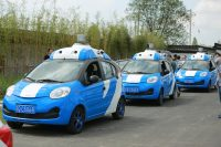 Baidu's latest autonomous car road test may have been illegal
