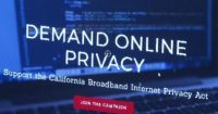 California Broadband Privacy Bill Faces Tough Fight