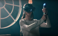 Disney and Lenovo to sell Star Wars augmented reality headset